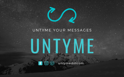 How to sign up on Untyme.com